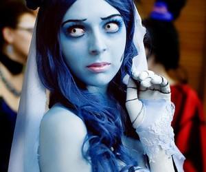 Halloween, cosplay, and corpse bride image