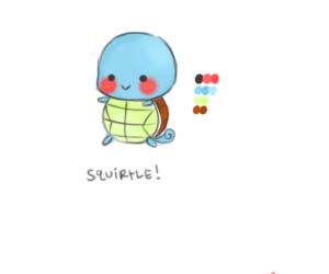 illustration, pokemon, and burniikay image