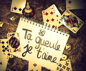 je t'aime, cart, and heart image