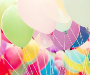 amazing, baloons, and car image