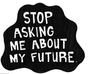 future, quotes, and stop image
