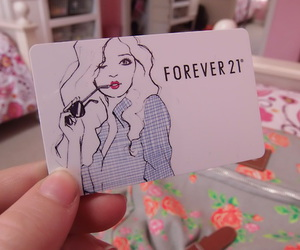 forever 21, girl, and girly image