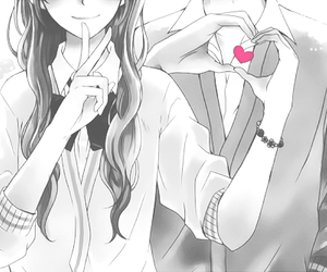 529 Images About Cute Anime Couples On We Heart It See More About