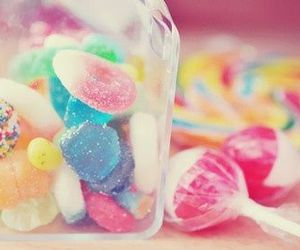 colorful and lollipops image