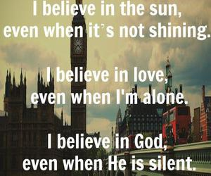 god, love, and quotes image