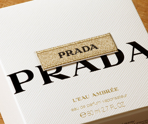 Prada and luxury image