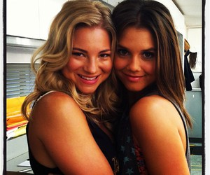 alexandra chando, allie gonino, and the lying game image