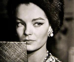 actress and Romy Schneider image