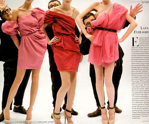Lanvin and pink image