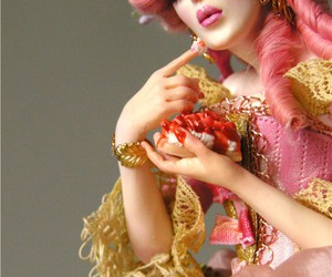 baroque, cake, and doll image