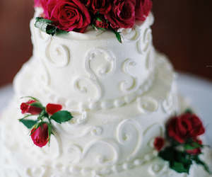 amazing, wedding, and weddingcake image