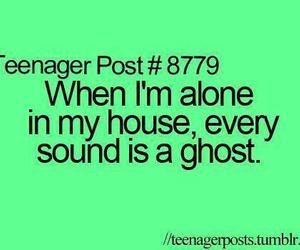 ghost, quote, and true image