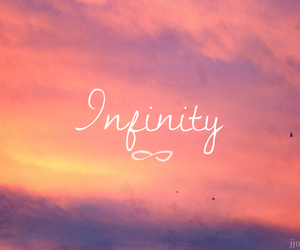 infinity and love image