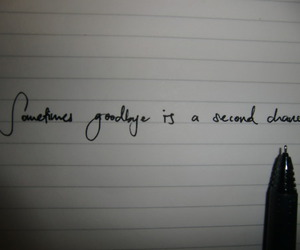 shinedown, second chance, and goodbye image