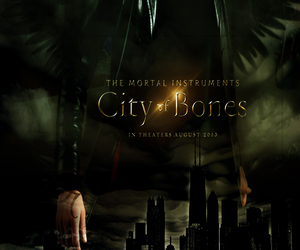 the mortal instruments, city of bones, and jace lightwood image