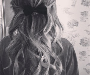 angel, hair, and lovely image