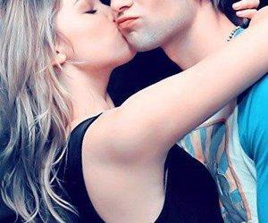 love, kiss, and gossip girl image
