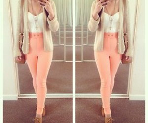 girl, love, and outfit image