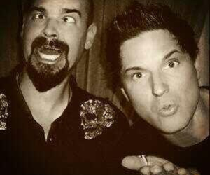 ghost adventures, zak bagans, and aaron goodwin image