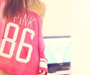 pink, girl, and 86 image