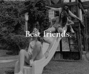 fun, girls, and friends image