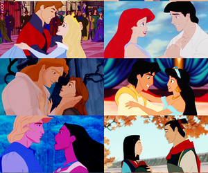 disney, princess, and love image