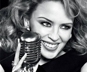 black and white, music, and smile image