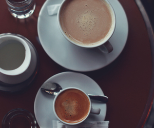 coffee, food, and pretty image