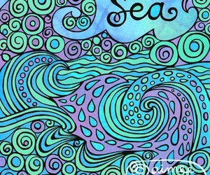 sea, quotes, and ocean image