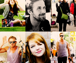 brothers, edit, and emma stone image
