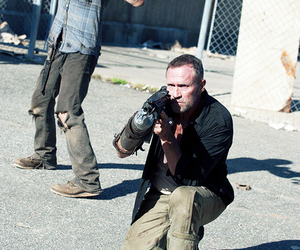 twd and daryl dixon image