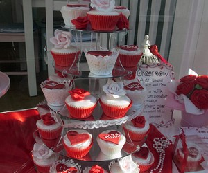 cake, cupcakes, and day image