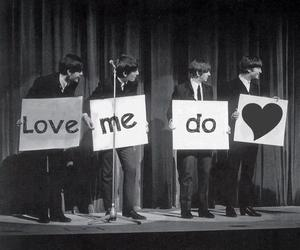 the beatles, love me do, and beatles image