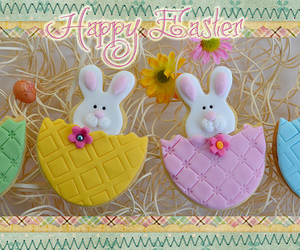 bunnies, Cookies, and cookie image