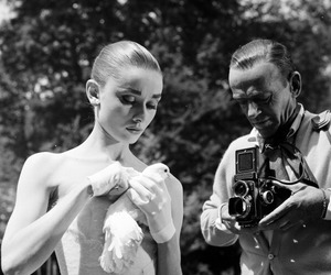 audrey hepburn and fred astaire image