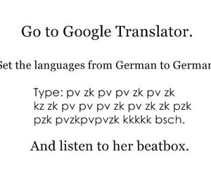 beatbox, funny, and german image