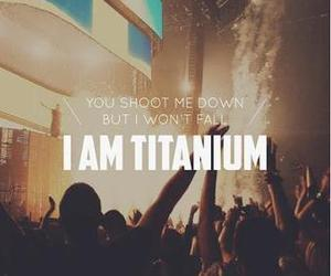 titanium, music, and party image