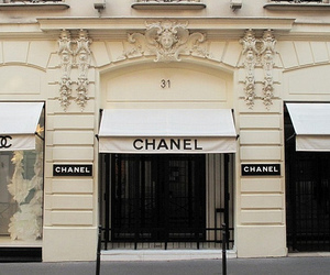 chanel, store, and style image