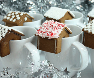 Cookies, gingerbread, and hot chocolate image