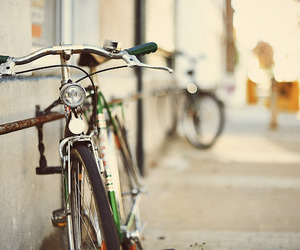 bicycle, leisure, and light image