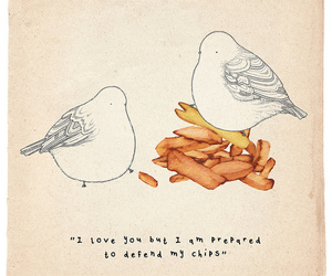 bird and chips image