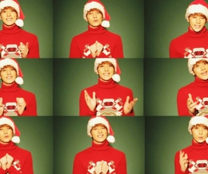 2PM, chansung, and christmas image