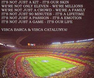 Barca, beautiful, and crowd image