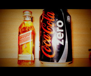 coca cola, evening, and cola image