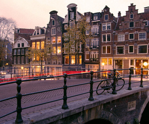 amsterdam, netherlands, and place image