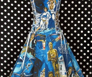 dress and star wars image
