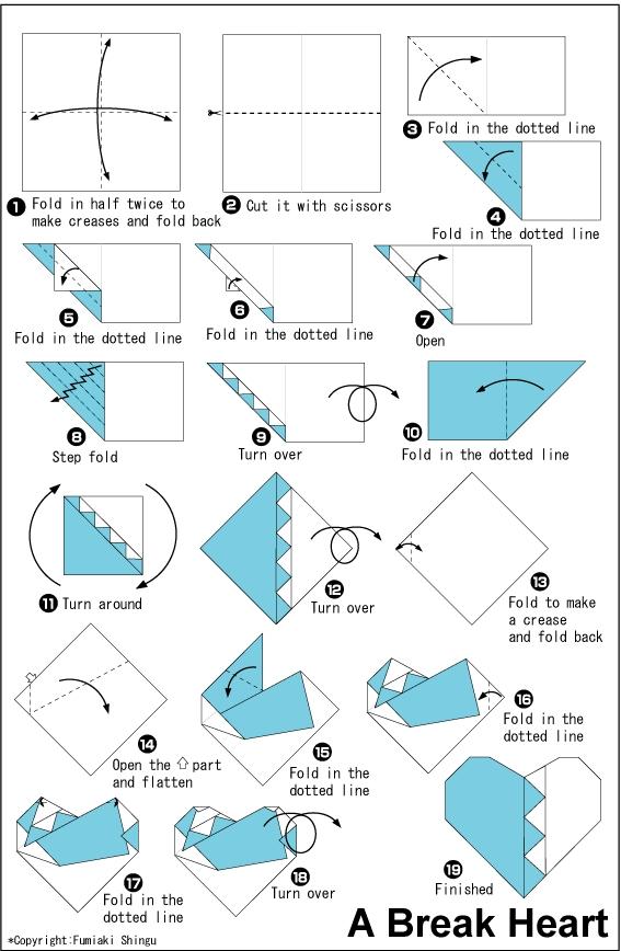 Origami Heart Images, Stock Photos & Vectors | Shutterstock | 868x567