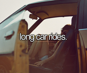 car, ride, and life image