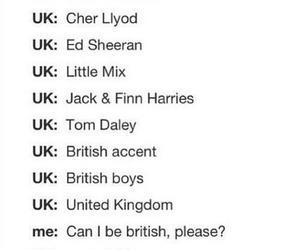 uk, british, and one direction image