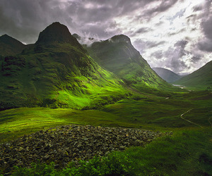 scotland, mountains, and nature image